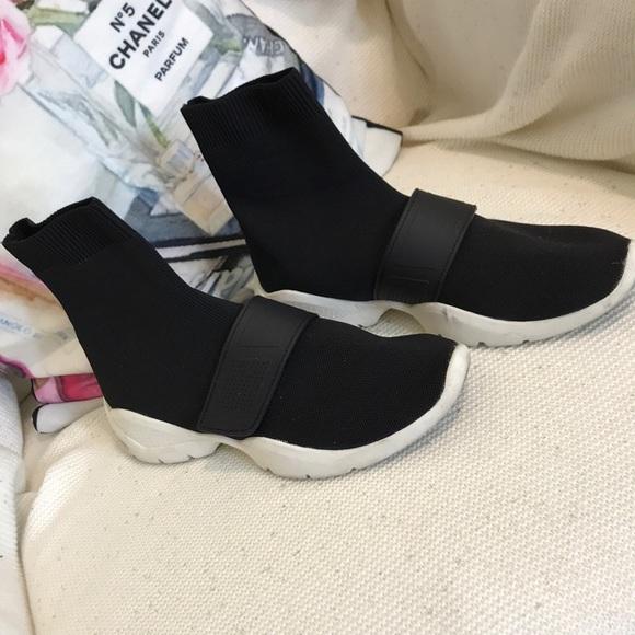 Mango Shoes   Sock Sneakers   Poshmark